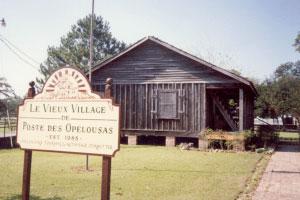 Town of Opelousas